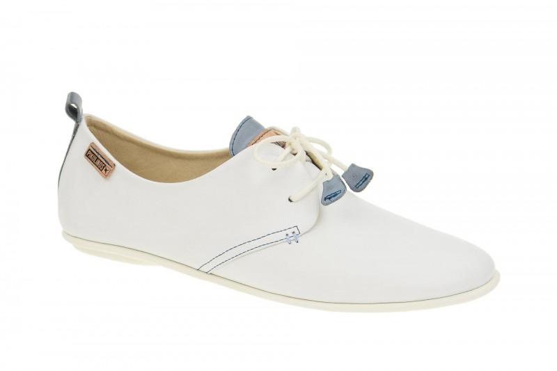 Pikolinos CALABRIA bequeme Halbschuhe für Damen in weiß