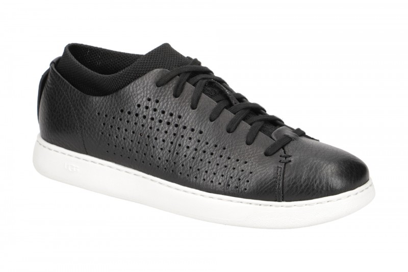 UGG PISMO SNEAKER LOW PERF Sneakers für Herren in schwarz