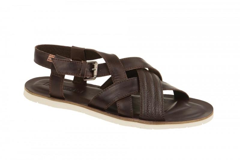 Pikolinos VENICE bequeme Sandale für Herren in dunkel-braun