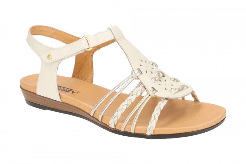 Pikolinos ALCUDIA Riemchen Sandale für Damen in weiß