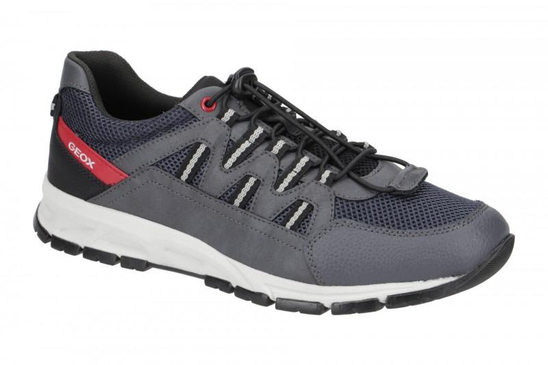 Geox DELRAY Sneakers für Herren in blau