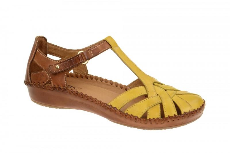 Pikolinos P. VALLARTA Sandalette für Damen in gelb