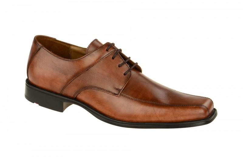 Lloyd DORIEN elegante Halbschuhe und Schnürschuhe für Herren in braun