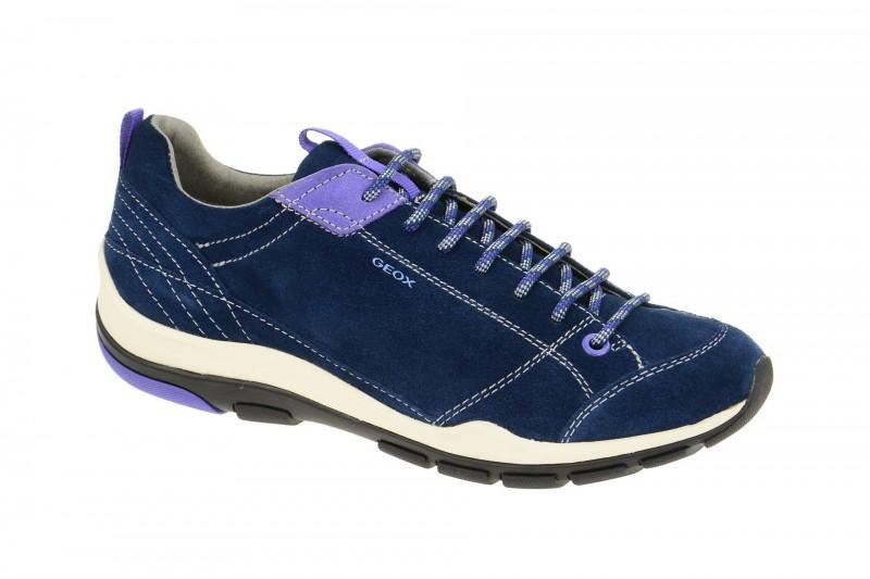 Geox Respira Kander B in blau D540LB