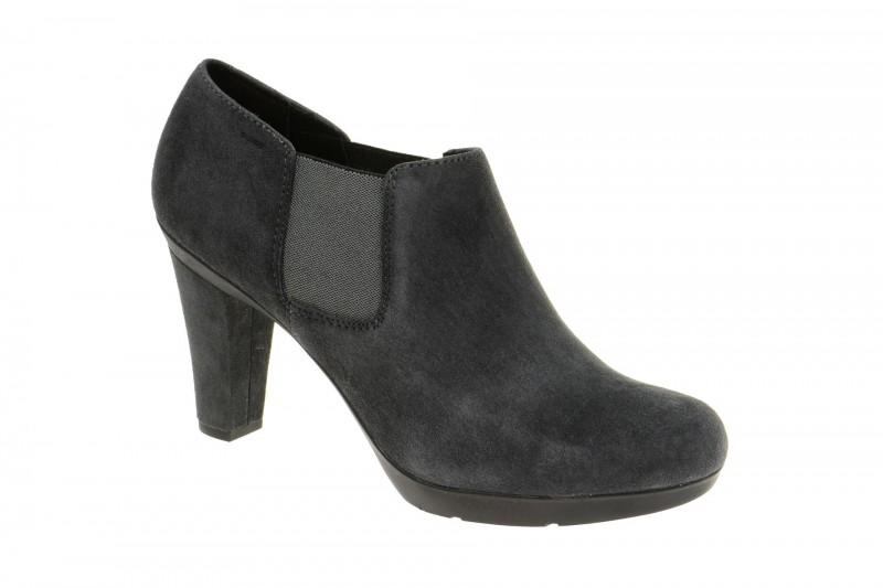Geox Respira Inspiration Schuhe in dunkelgrau