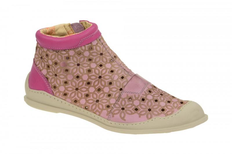 Eject CIBER Stiefeletten für Damen in pink