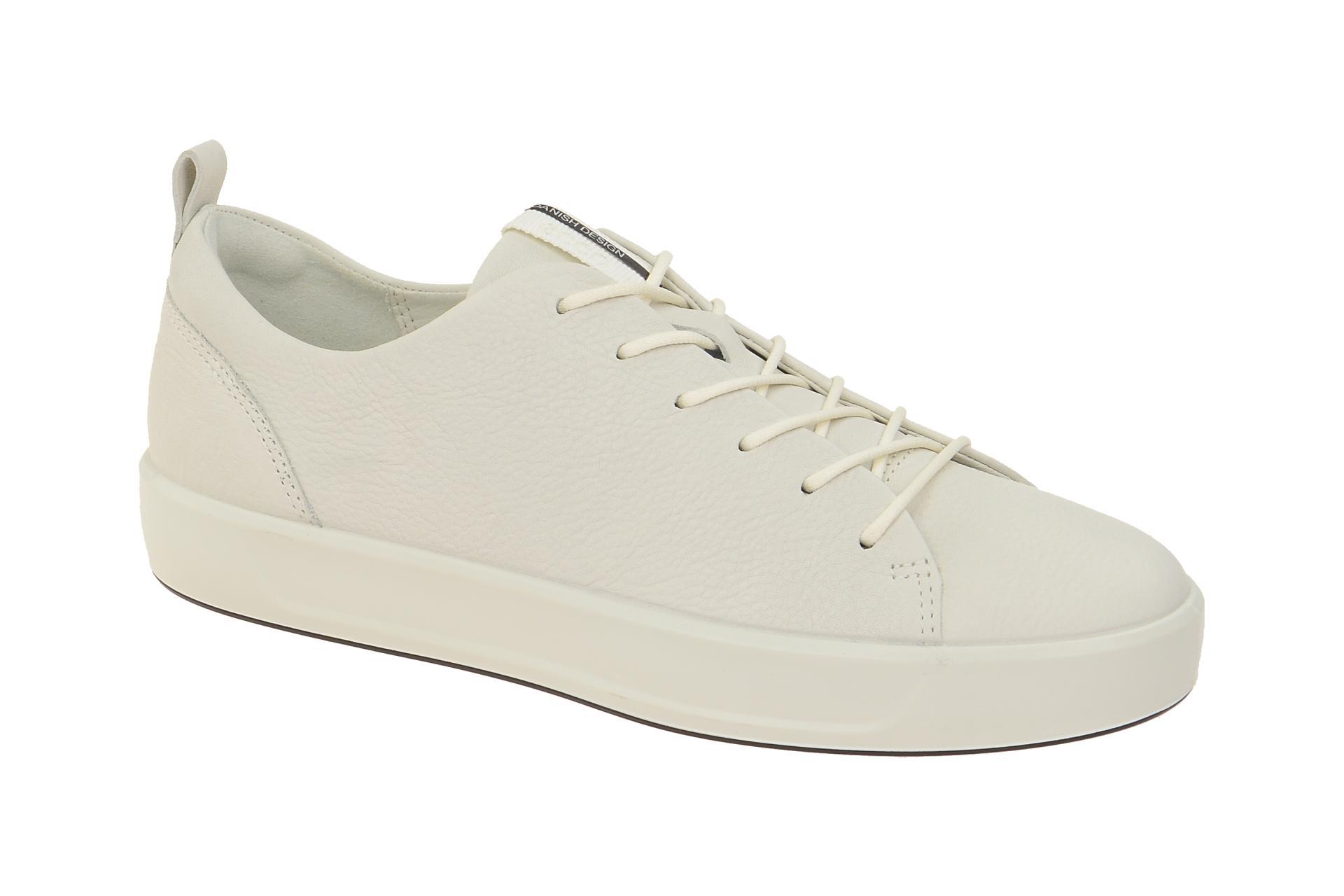 Ecco Soft 8 Ladies Schuhe Damen Leder Halbschuhe