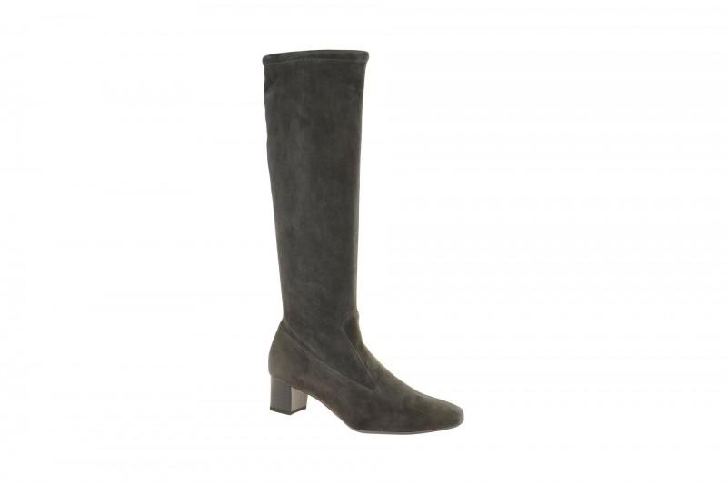 Peter Kaiser OFELA 45/40 elegante Stiefel für Damen in dunkel-grau
