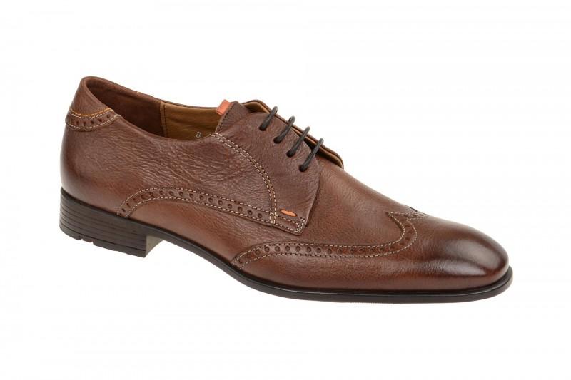 Lloyd DELRIO elegante Halbschuhe und Schnürschuhe für Herren in braun