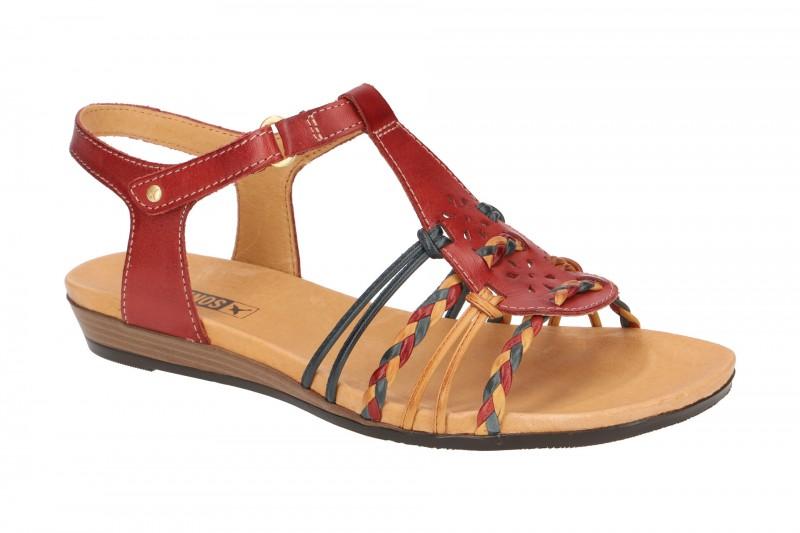 Pikolinos ALCUDIA Riemchen Sandale für Damen in rot