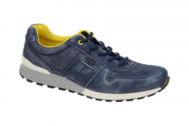 Ecco CS14 MEN´S sportliche Halbschuhe für Herren in blau