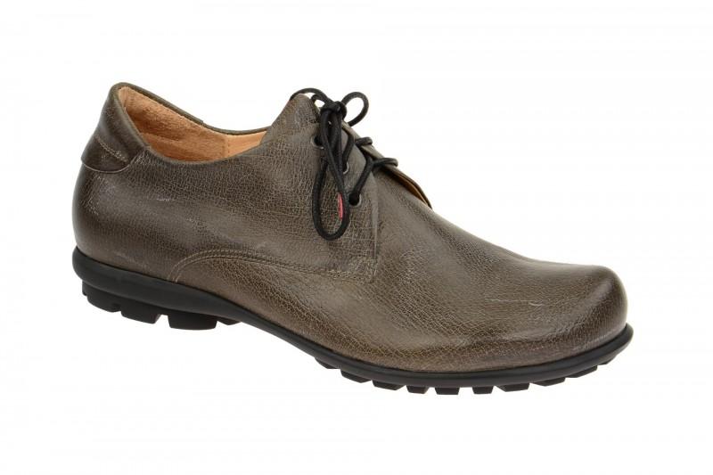 Think KONG elegante Halbschuhe und Schnürschuhe für Herren in braun