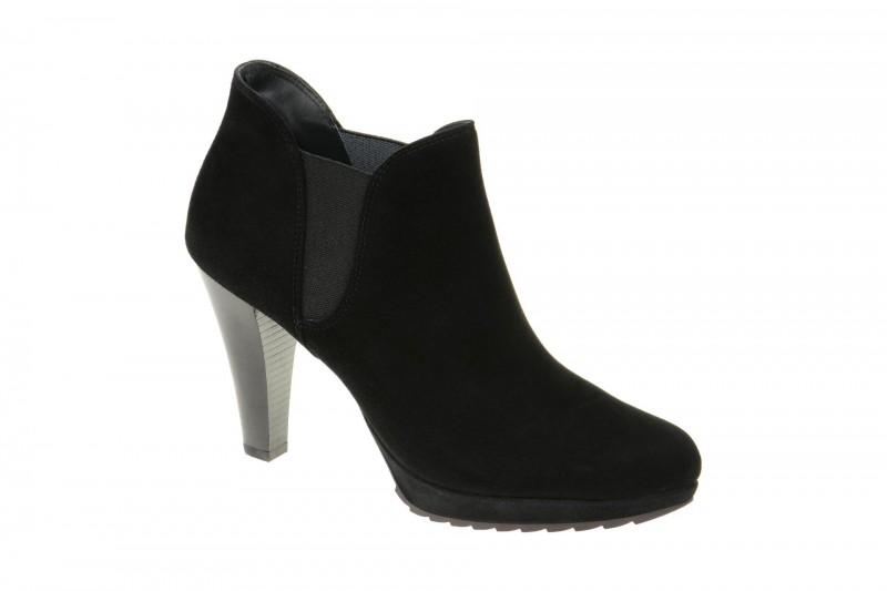 Paul Green 7947 elegante Stiefelette für Damen in schwarz