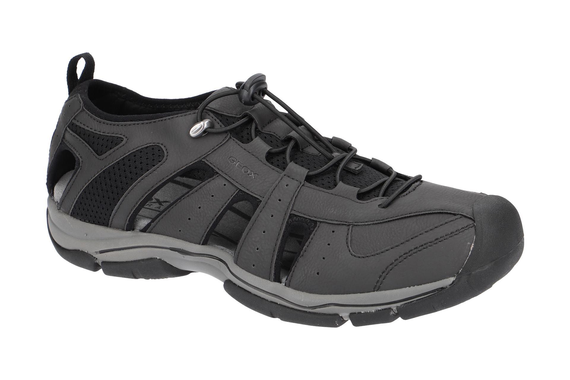 Geox AYLER Sneakers für Herren in schwarz