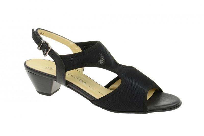 Peter Kaiser PANTIN 35 Sandalette für Damen in schwarz