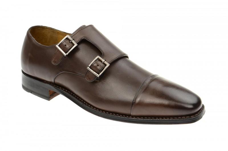 Gordon & Bros. LUCQUIN Rahmengenähte Schuhe für Herren in braun
