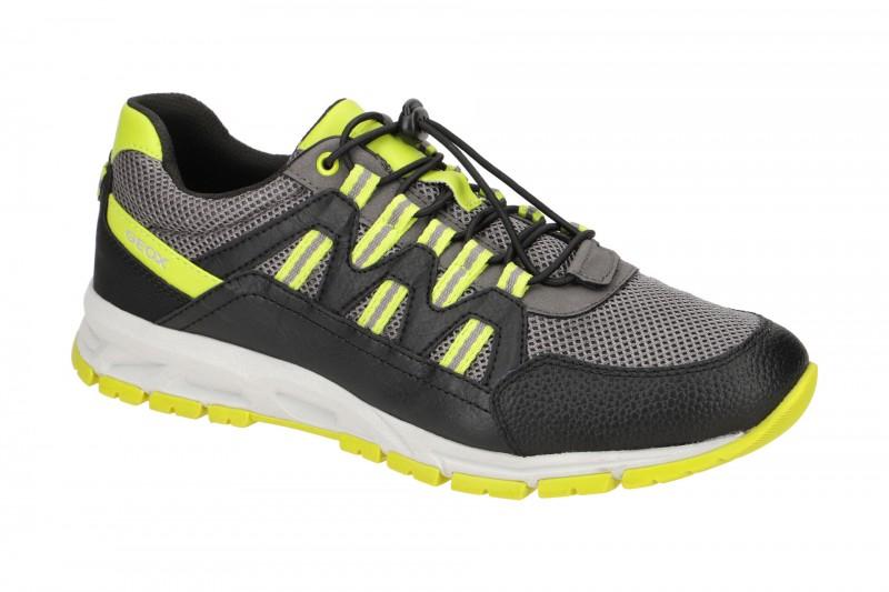 Geox DELRAY Sneakers für Herren in schwarz