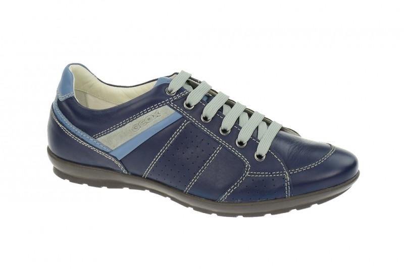 Geox Respira Symbol Schuhe in navy dunkelblau
