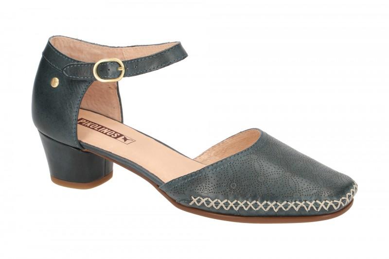 Pikolinos GOMERA Riemchen Sandale für Damen in blau