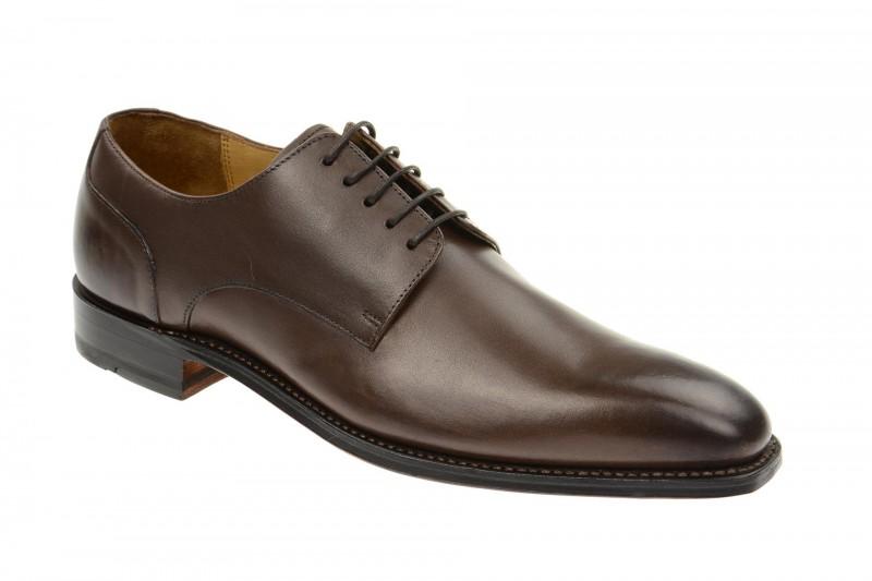 Gordon & Bros. MILAN Rahmengenähte Schuhe für Herren in dunkel-braun