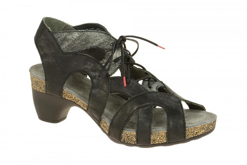 Think TRAUDI Sandalette für Damen in schwarz