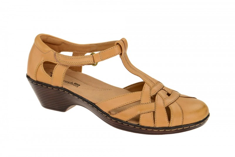 Clarks WENDY LORAS Sandalette für Damen in braun