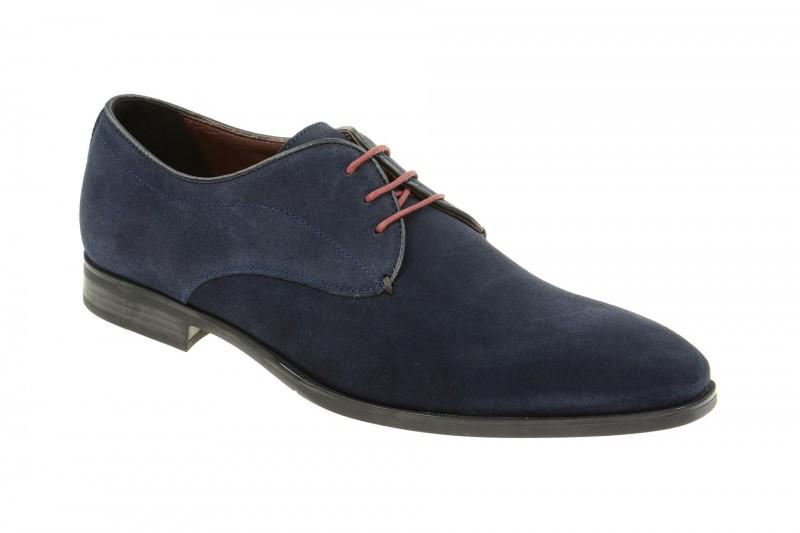 Geox Respira New Life A Schuhe in dunkelblau Herrenschuhe
