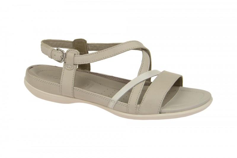 Ecco FLASH Riemchen Sandale für Damen in hell-grau