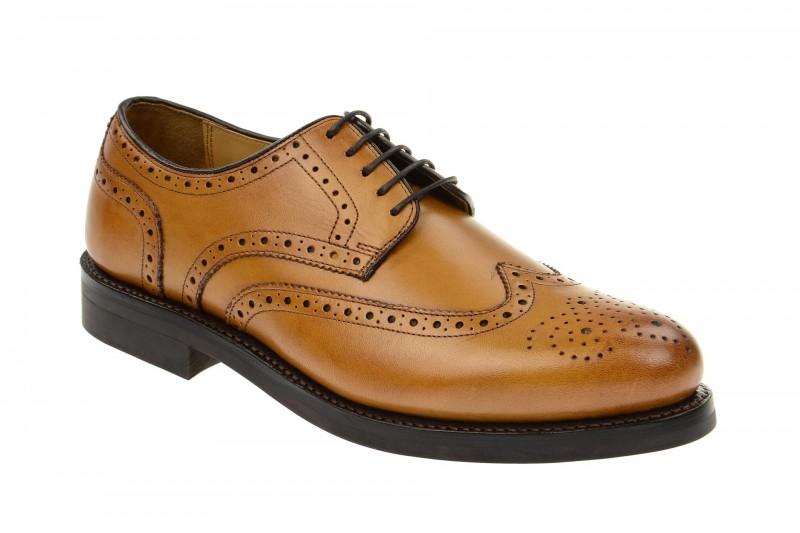 Gordon & Bros. LEVET Rahmengenähte Schuhe für Herren in hell-braun