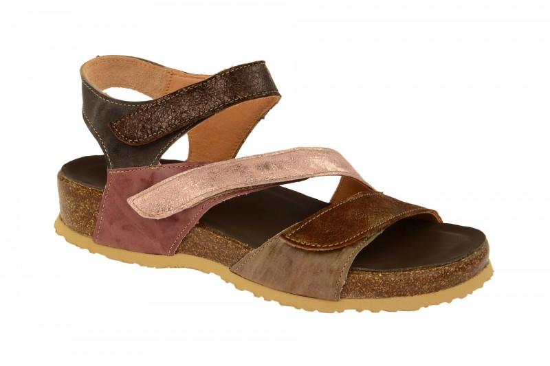 Think YOGEH Sandalette für Damen in braun