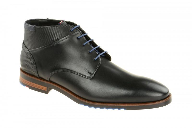 Lloyd DINO elegante Stiefelette für Herren in schwarz