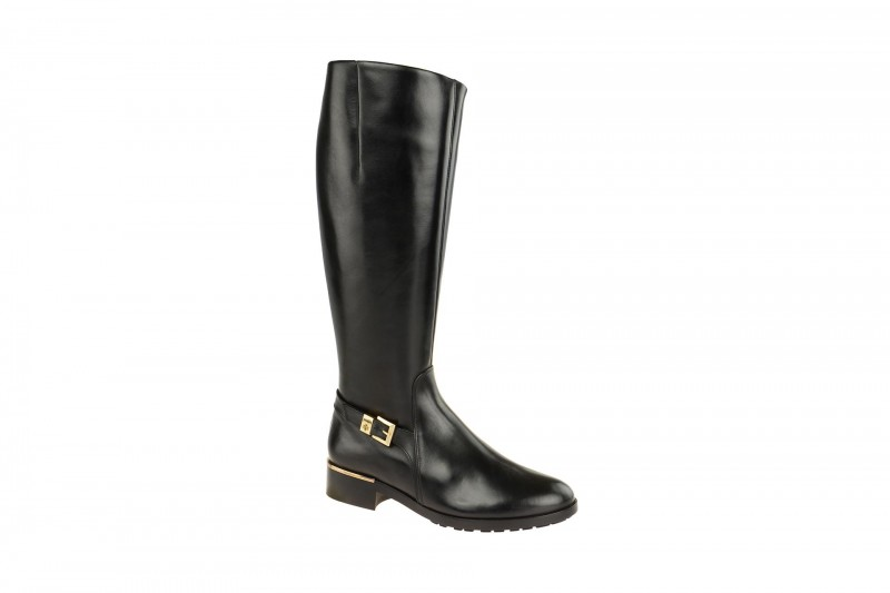 Högl 0620 elegante Stiefel für Damen in schwarz