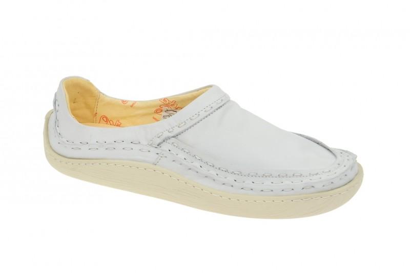 Eject eJECT bequeme Slipper für Damen in weiß