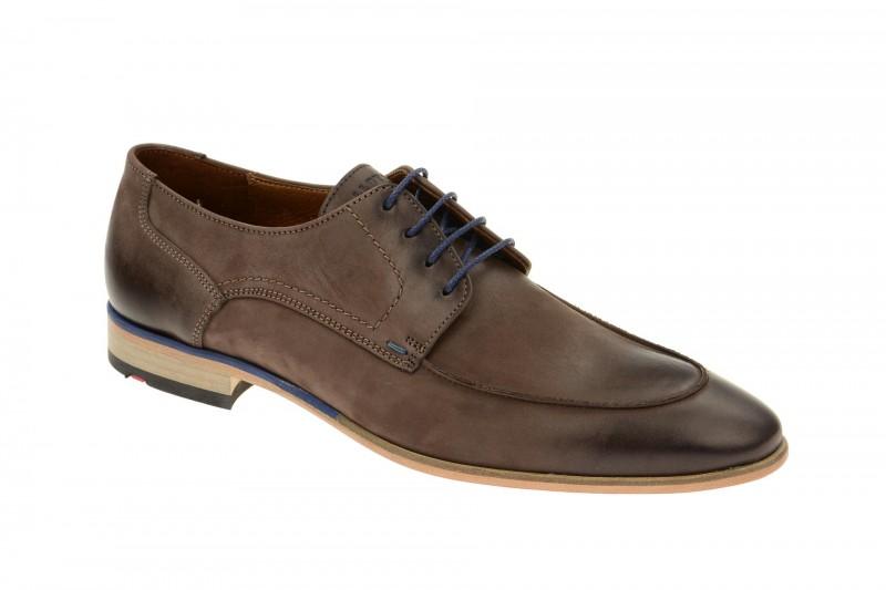 Lloyd Darius elegante Halbschuhe und Schnürschuhe für Herren in braun