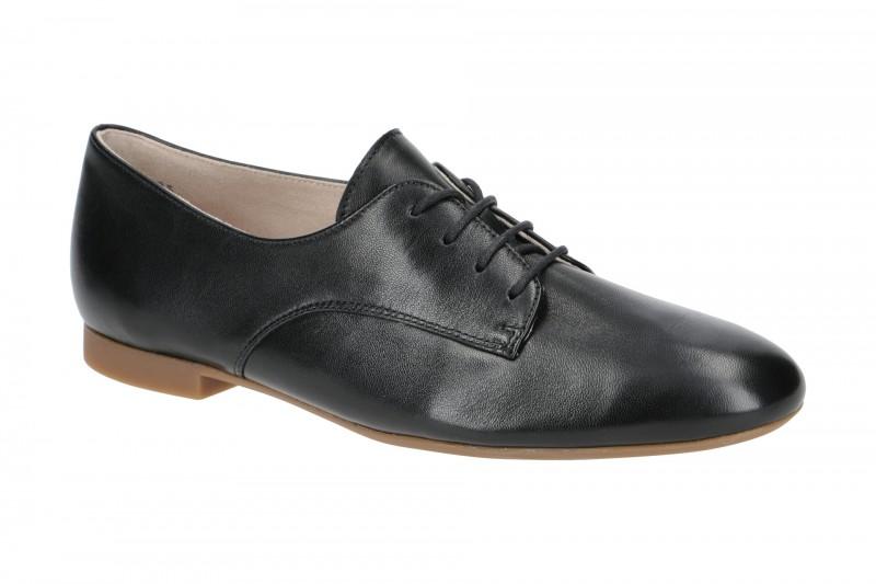 Paul Green 2604 elegante Halbschuhe für Damen in schwarz
