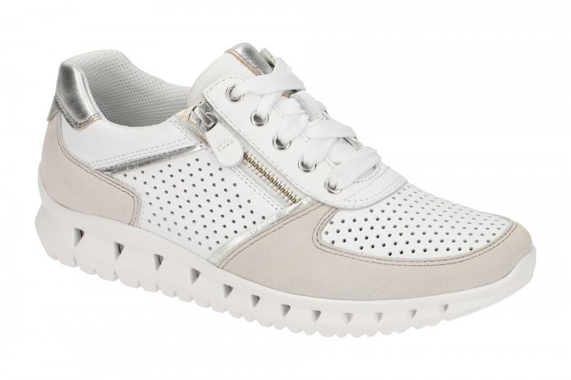 Gabor 24.252 Sneakers für Damen in weiß