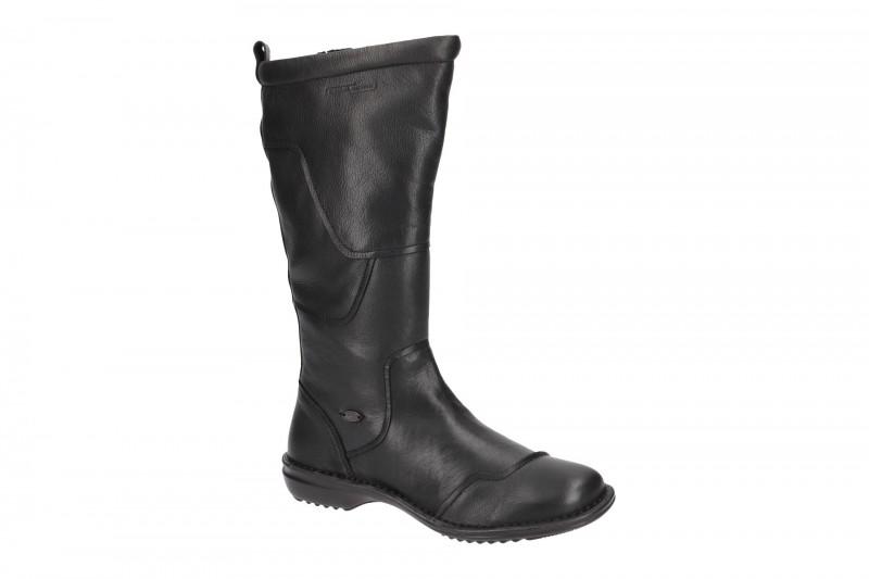 camel active NIAGARA Stiefel für Damen in schwarz