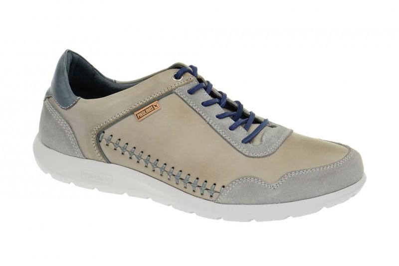 Pikolinos SYDNEY sportliche Halbschuhe für Herren in grau