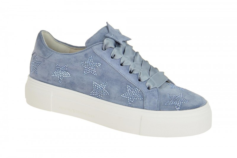 Kennel & Schmenger BIG Sneakers für Damen in hell-blau