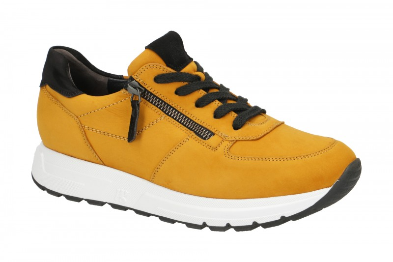 Paul Green 4856 Sneakers für Damen in gelb