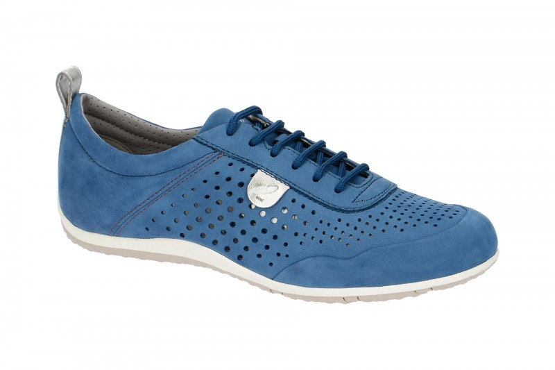 Geox VEGA Sneakers für Damen in blau