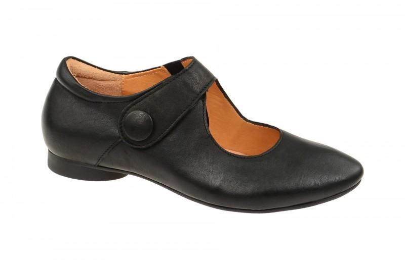 Think GUAD bequeme Slipper für Damen in schwarz