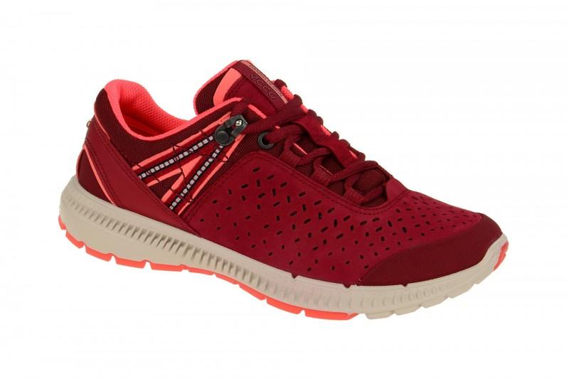 Ecco INTRINSIC TRAINER Sportschuhe für Damen in rot