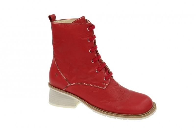 Tiggers Roma Stiefeletten für Damen in rot