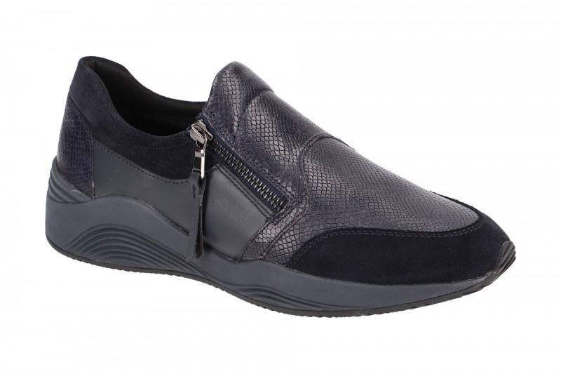 Geox OMAYA Sneakers für Damen in dunkel-blau