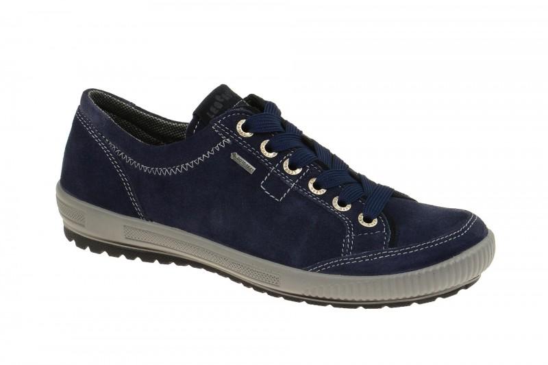 Legero TANARO sportliche Halbschuhe für Damen in blau