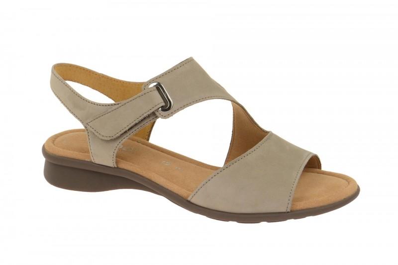 Gabor 66.063 Sandalette für Damen in grau