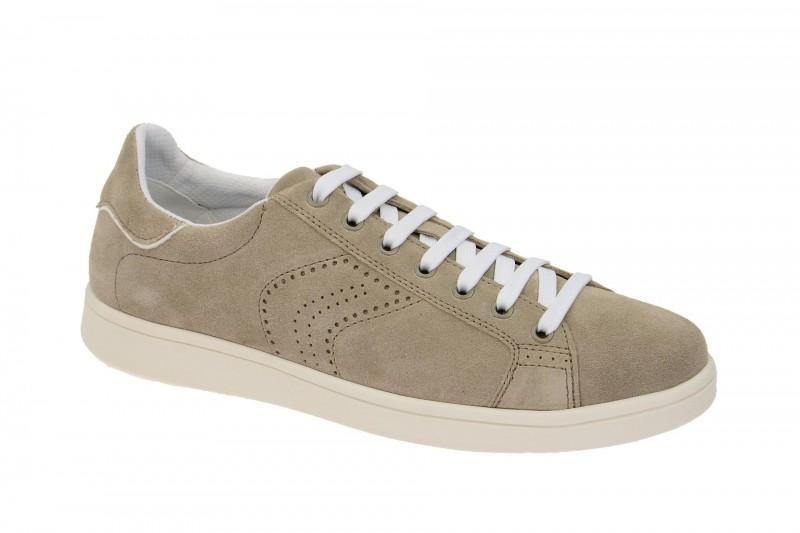 Geox Respira Warrens B Sneakers in beige Herrenschuhe