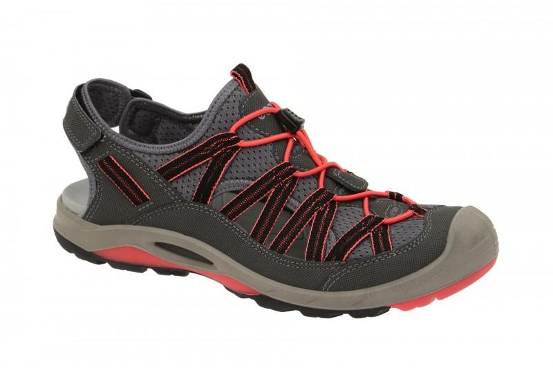 Ecco BIOM DELTA Outdoor Sandale für Damen in grau