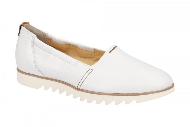 Paul Green 2324 Slipper für Damen in weiß